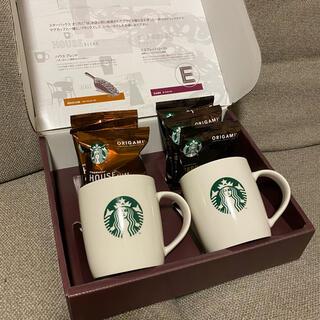Starbucks Coffee - スターバックス オリガミ マグカップセット