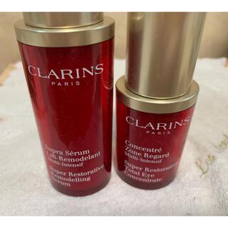 CLARINS - クラランス スープラセラム+アイセラムセット