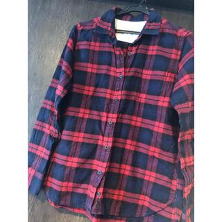 MUJI (無印良品) - 無印良品 チェックシャツ