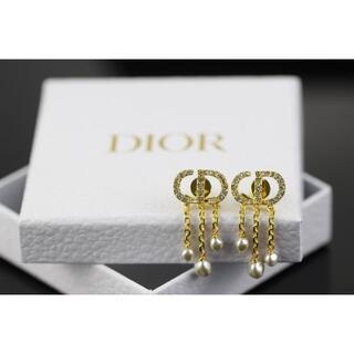 クリスチャンディオール(Christian Dior)のディオール ピアス44(ピアス)
