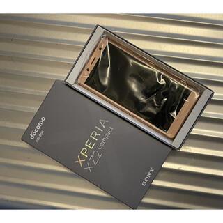 SONY - SONY SO-05K Xperia XZ2 Compact SIM フリー