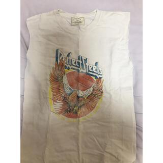 アングリッド(Ungrid)のプリントタンク(Tシャツ(半袖/袖なし))
