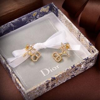 クリスチャンディオール(Christian Dior)のディオール ピアス55(ピアス)