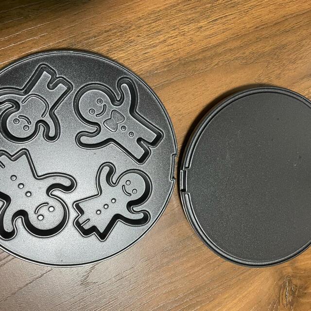 レコルト スマイルベイカー プレート3種類セット スマホ/家電/カメラの調理家電(サンドメーカー)の商品写真