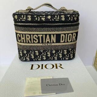 クリスチャンディオール(Christian Dior)のDIOR TRAVEL ディオール  ヴァニティケース(ハンドバッグ)
