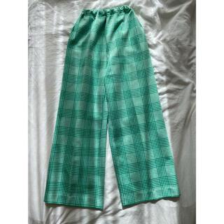 Lochie - vintage polyester pants