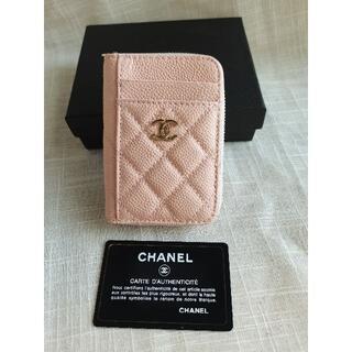CHANEL - ♬極美品♥財布❀カード入れ❀ノベルティー シャネル♬ コインケース♬❥レディース