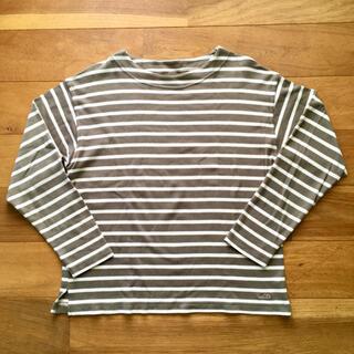 セントジェームス(SAINT JAMES)のmodas モダス ボーダーカットソー バスクシャツ 44(Tシャツ/カットソー(七分/長袖))