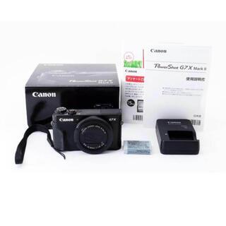 Canon - Canon Power Shot G7 X mark Ⅱ