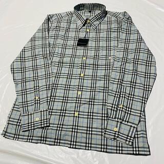 BURBERRY - 【新品未使用】Burberry ノバチェックシャツ 長袖シャツ タグ付き