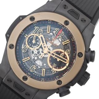 ウブロ(HUBLOT)のウブロ HUBLOT ビッグバン ウニコ セラミック 腕時計 メンズ【中古】(腕時計(アナログ))