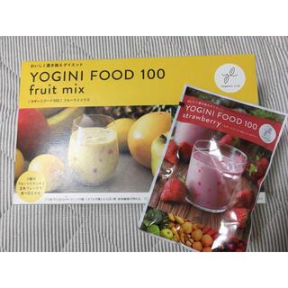 LAVA ヨギーニフード yogini food 100 フルーツミックス味