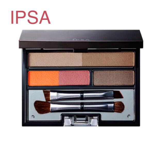 IPSA(イプサ)の★ 新品未使用★イプサ アイブロウ クリエイブパレット コスメ/美容のベースメイク/化粧品(パウダーアイブロウ)の商品写真