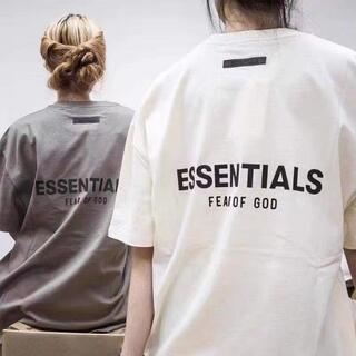 FEAR OF GOD - 人気美品FEAR OF GOD ESSENTIALS半袖のtシャツ