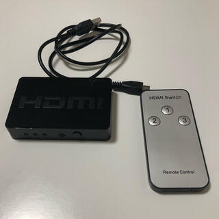 HDMIセレクター (JoBEsen) 3入力1出力