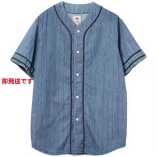 ビームス(BEAMS)のBEAMS JAPAN Beaseball Shirt 21SS (シャツ)