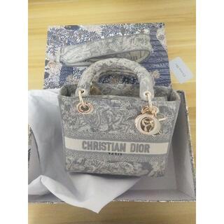 クリスチャンディオール(Christian Dior)のDior ディオール レディディオール ハンドバッグ(ハンドバッグ)