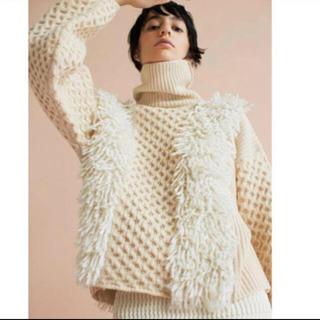 マメ(mame)のleinwande Loop turtle knit(ニット/セーター)