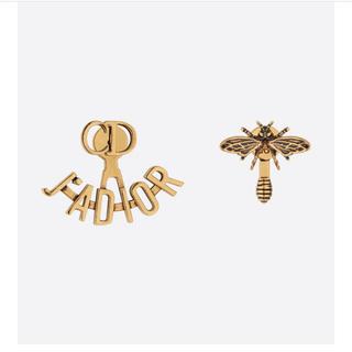 クリスチャンディオール(Christian Dior)のdior bee ビーピアス(ピアス)