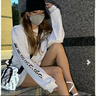 ◆MIRROR9◆ミラーナイン◆大人気ロンT◆XL
