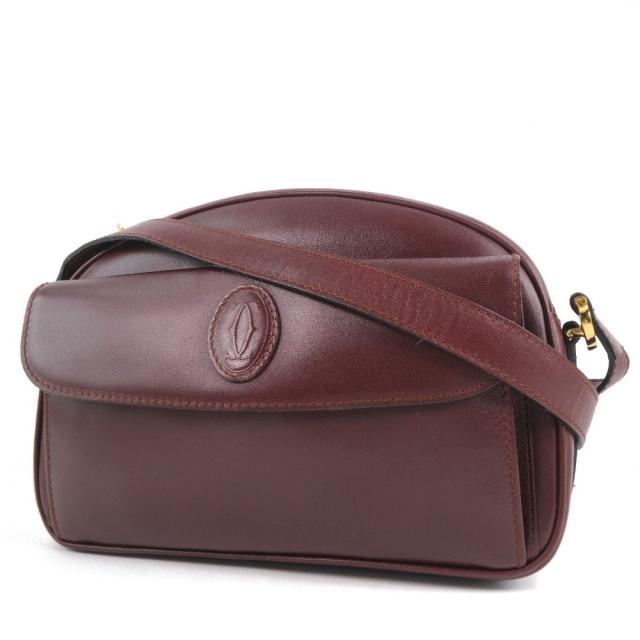 Cartier(カルティエ)のカルティエ カーフ レディース ショルダーバッグ レディースのバッグ(ショルダーバッグ)の商品写真