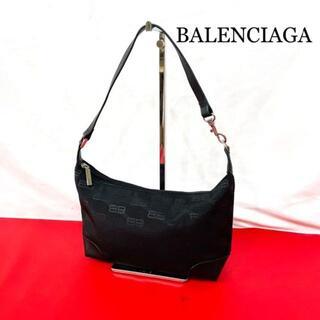 バレンシアガ(Balenciaga)の美品 BALENCIAGA アクセサリーポーチ ハンドバッグ バレンシアガ(ハンドバッグ)