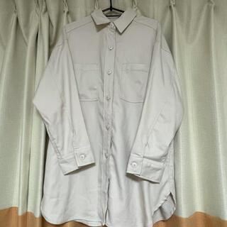 グローバルワーク(GLOBAL WORK)のビックシャツ(シャツ/ブラウス(長袖/七分))