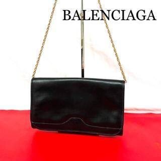 バレンシアガ(Balenciaga)のBALENCIAGA チェーン ショルダーバッグ バレンシアガ(ショルダーバッグ)