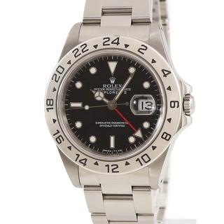 ロレックス(ROLEX)のロレックス  エクスプローラー2 16570 自動巻き メンズ 腕時計(腕時計(アナログ))