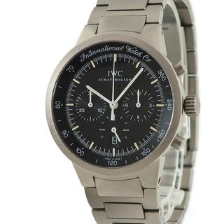 インターナショナルウォッチカンパニー(IWC)のIWC  GST セミメカニカル クロノグラフ IW372701 クオー(腕時計(アナログ))