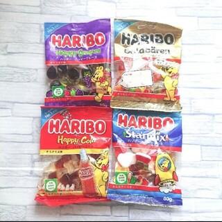 カルディ(KALDI)のHARIBO ハリボーグミ 80g×4袋(菓子/デザート)