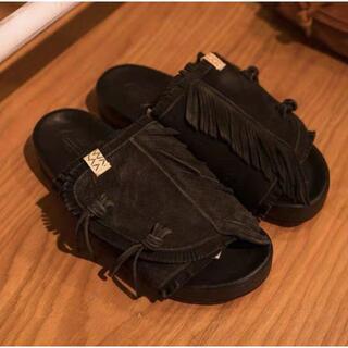 ヴィスヴィム(VISVIM)のVISVIM  Christo Shaman-Folk sandals(サンダル)