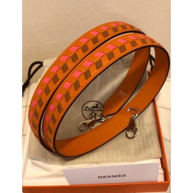 Hermes(エルメス)のHERMES バンドリエール トレサージュ  ハンドメイドのファッション小物(バッグチャーム)の商品写真