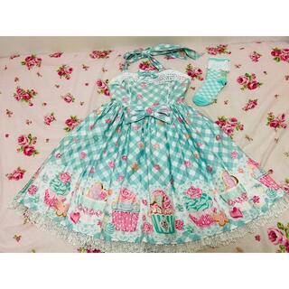 Angelic Pretty - アンジェリックプリティ ジャンパースカート