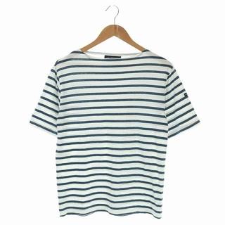 セントジェームス(SAINT JAMES)のセントジェームス SAINT JAMES Tシャツ カットソー ボートネック(Tシャツ/カットソー(半袖/袖なし))