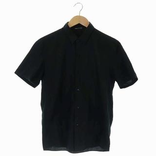 ラッドミュージシャン(LAD MUSICIAN)のラッドミュージシャン LAD MUSICIAN シャツ 半袖 コットン 44 黒(シャツ)