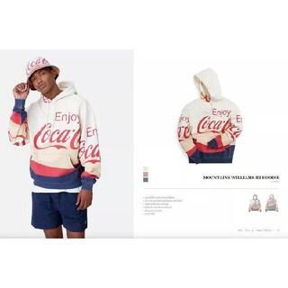 Kith x Coca-Cola Mountains Hoodie(パーカー)
