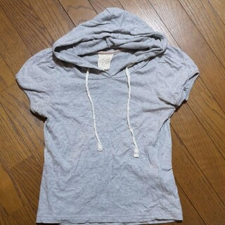 ナイスクラップ(NICE CLAUP)のナイスクラップ フード付Tシャツ(Tシャツ(半袖/袖なし))