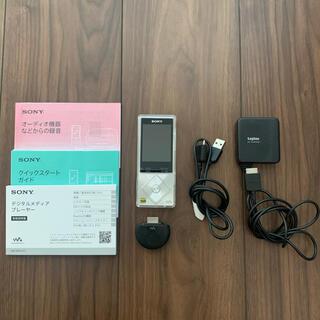 ウォークマン(WALKMAN)のSONY ソニー ウォークマン NW-A17 64GB(ポータブルプレーヤー)