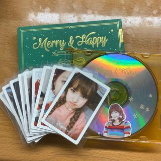 Waste(twice) - TWICE Merry&Happyセット