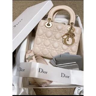 クリスチャンディオール(Christian Dior)のDior レディディオール ハンドバッグ(ハンドバッグ)
