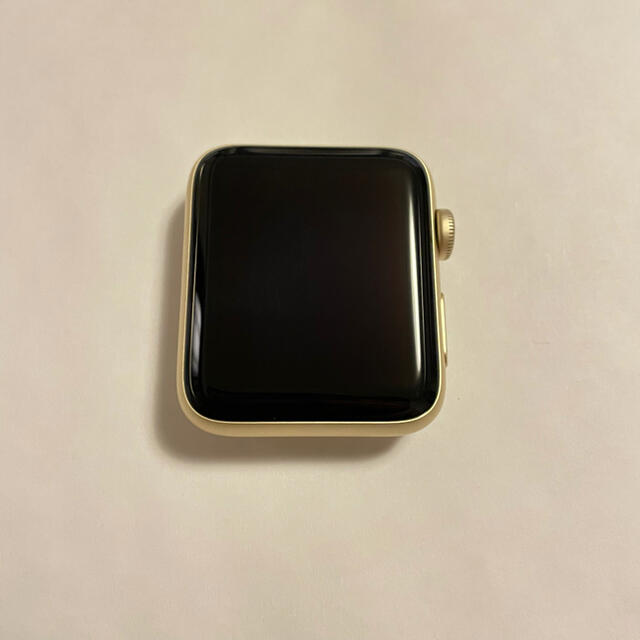 Apple Watch(アップルウォッチ)の廃盤色 Apple Watch series2 ゴールド アップルウォッチ メンズの時計(腕時計(デジタル))の商品写真