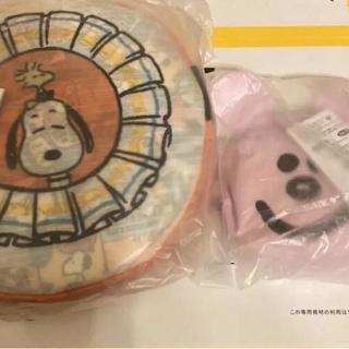 スヌーピー(SNOOPY)の新品☆スヌーピー☆ecotマチ エコット♡ビッグ2点セット(エコバッグ)