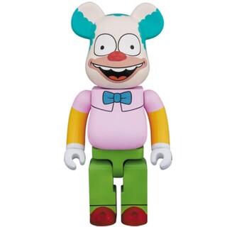 be@rbrick シンプソンズ krusty the clown ベアブリック(ウェルカムボード)