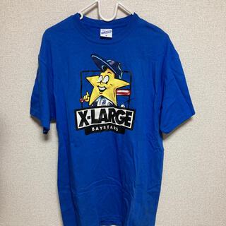 XLARGE - ベイスターズ コラボTシャツ