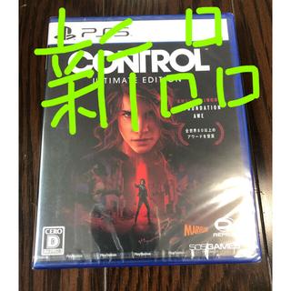 マーベル(MARVEL)の【新品未開封】CONTROL アルティメット・エディション PS5(家庭用ゲームソフト)