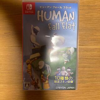 Nintendo Switch - ヒューマン フォール フラット switch