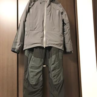 極美品 シマノ XEFO ストレッチ ウォームスーツ L RB-224R
