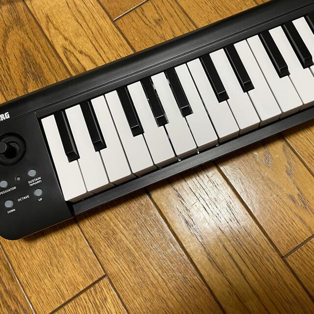 KORG(コルグ)のKorg midi キーボード 楽器のDTM/DAW(MIDIコントローラー)の商品写真
