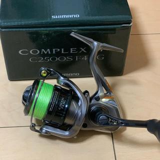 SHIMANO - コンプレックス COMPLEX Ci4 C2500S F4 HG